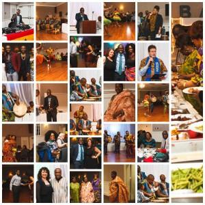 ghana collage